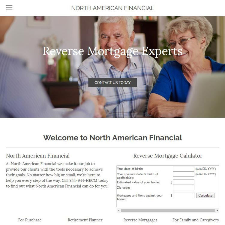 North American Financial