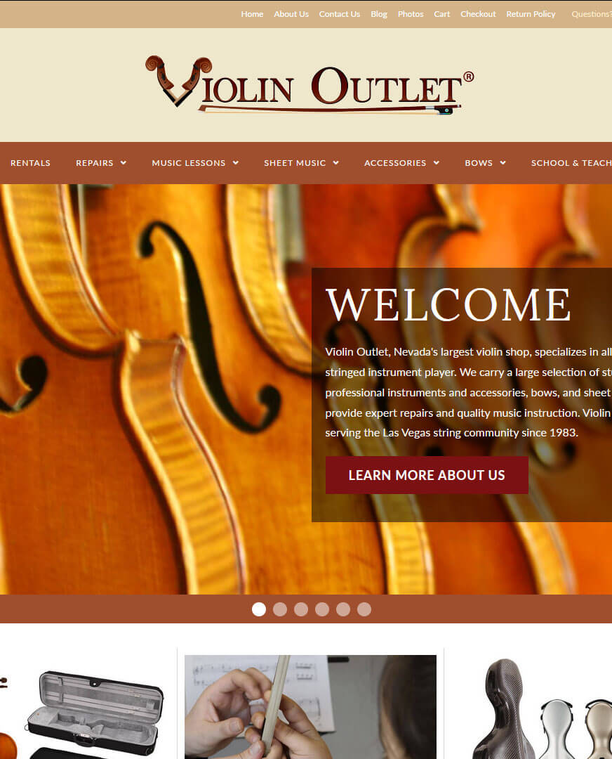 Violin Outlet
